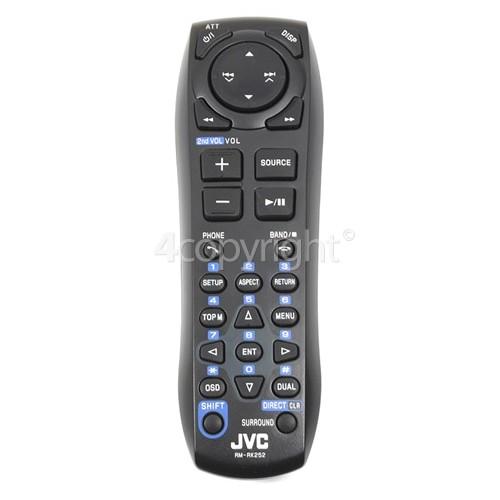 JVC RM-RK252 Remote Control