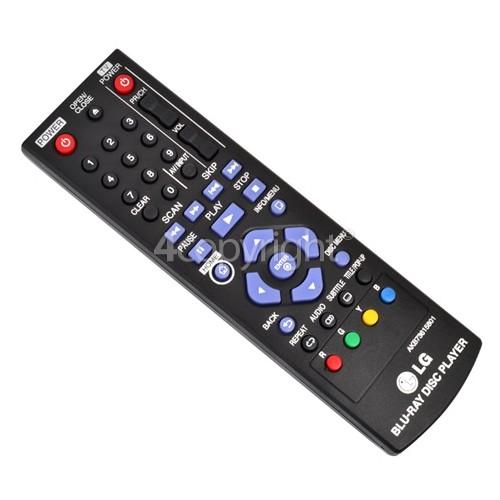 LG AKB73615801 Remote Control