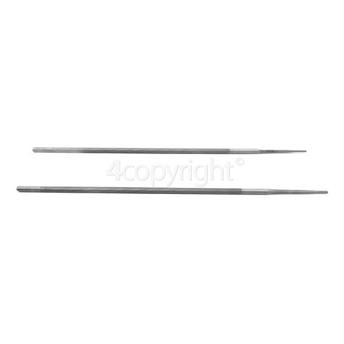 McCulloch FLO003 Round File (Pack Of 2)