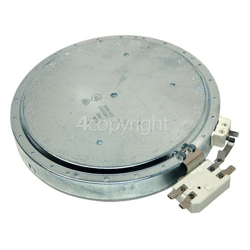 DeDietrich Ceramic Hotplate Element Single