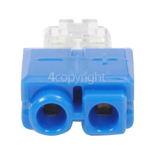 Sony DAVSC5 Speaker Connector Plug - Blue