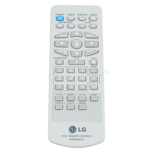 LG DP271 AKB30648702 Remote Control