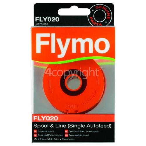 Flymo FLY020 Spool & Line