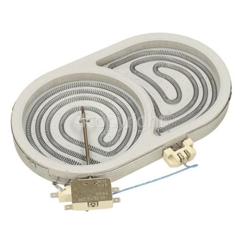 Caple CR9220 Ceramic Large Hob Hotplate Element - 1800W/1000W