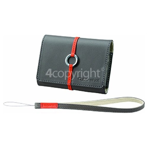 Sony DSCT900 Leather Carry Case
