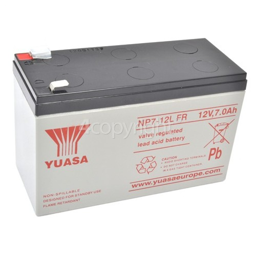 McCulloch NP7-12L Battery