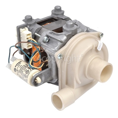 Servis M4605W Wash Pump - Recirculation Motor