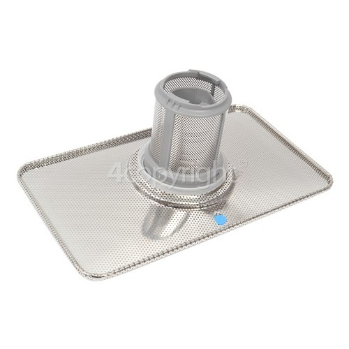 Bosch Mesh Filter And Grill