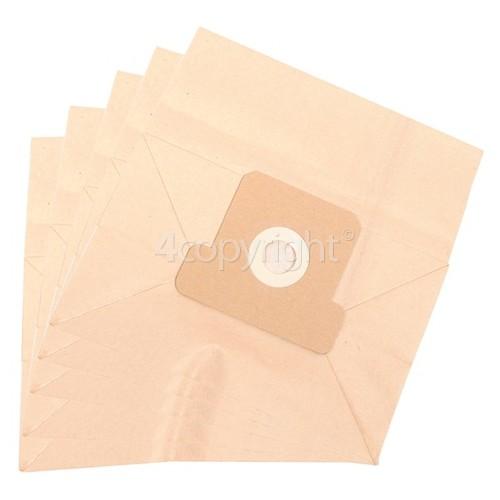Hoover H10 Dust Bag (Pack Of 5)