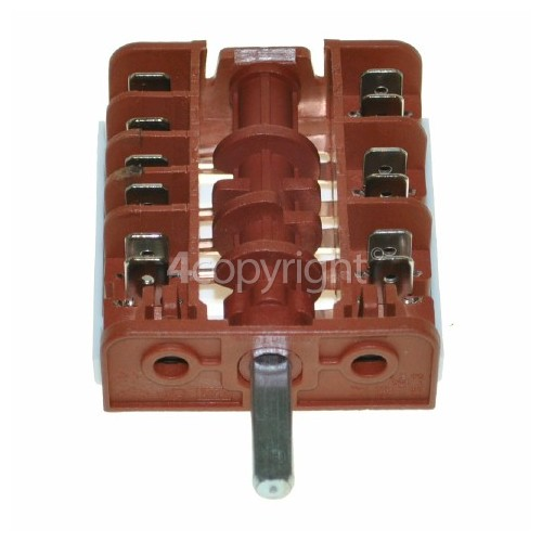 Hoover Function Selector Switch EGO 46.25866.521