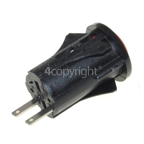 Cannon Ignition Switch Button - Grey