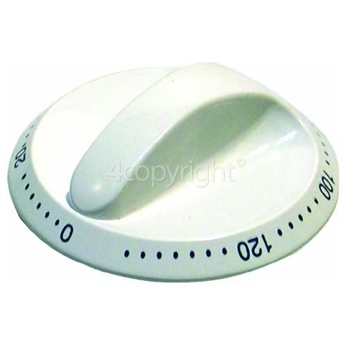 Caple Timer Control Knob - White