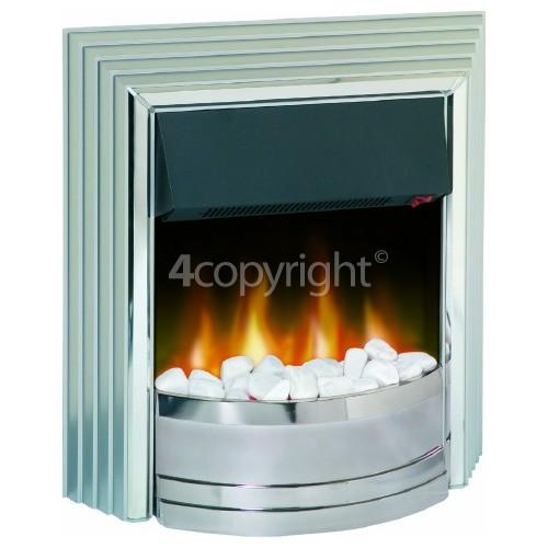 Dimplex Castillo Freestanding Flame Effect Electric Fire