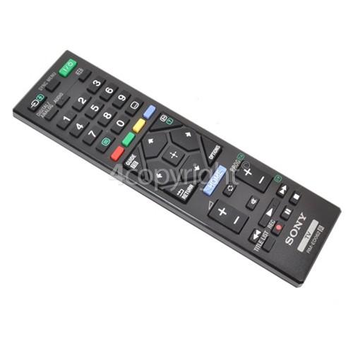 Sony Remote Control : RM-ED062