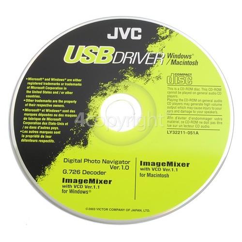 JVC Software CD