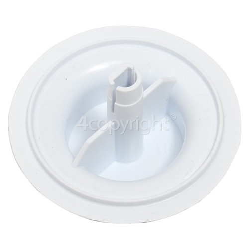 Cannon Timer Control Knob - White