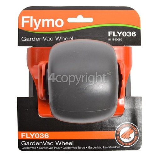 Flymo Gardenvac 2200 Turbo FLY036 Garden Vacuum Wheel
