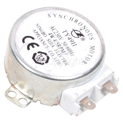 Turntable Gear Motor : TY4911