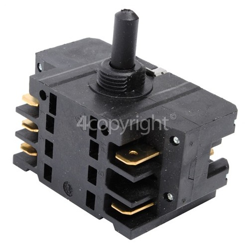 Gorenje Oven Function Selector Switch - 7 Position