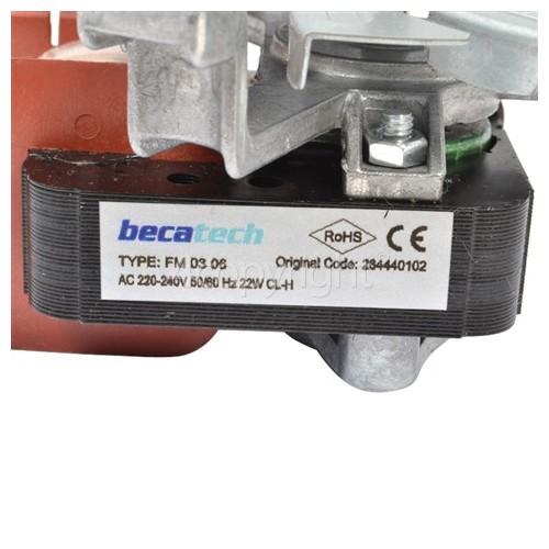 Grundig Main Oven Fan Motor : BecaTech 22w AC ( FM0306 }