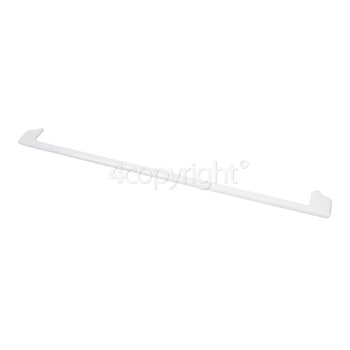 Beko Middle Glass Shelf Front Trim