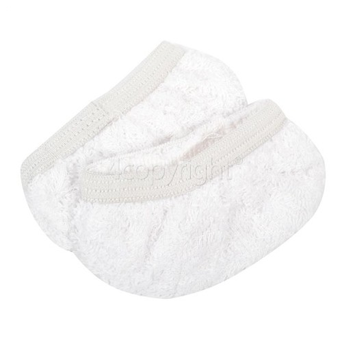 Bissell Microfibre Mop Pad Kit (Pack Of 2)