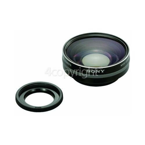 Sony DCRDVD306E Wide Angle Lens 38/30mm