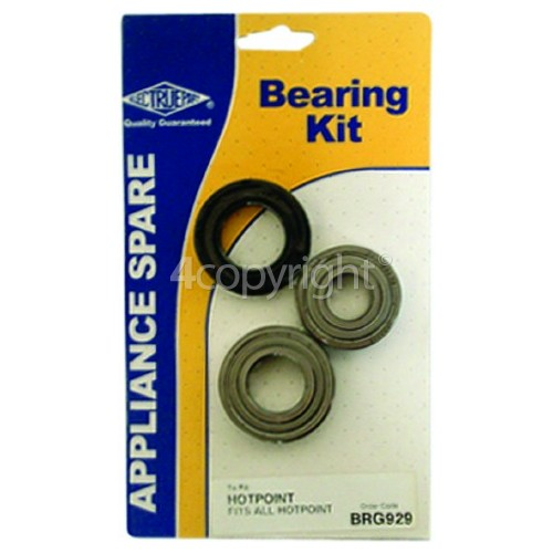 Servis Drum Bearing 6204zz & 6205zz And Seal Kit
