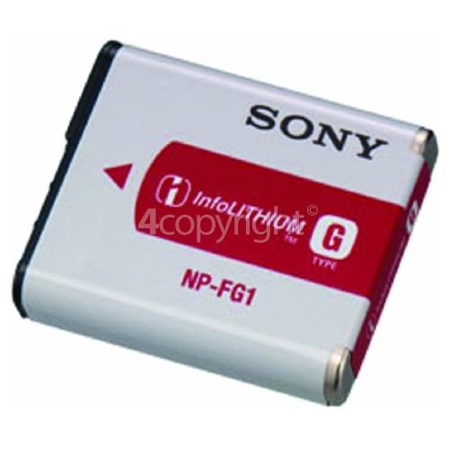 Sony DSCH3 NP-FG1 Camera Battery