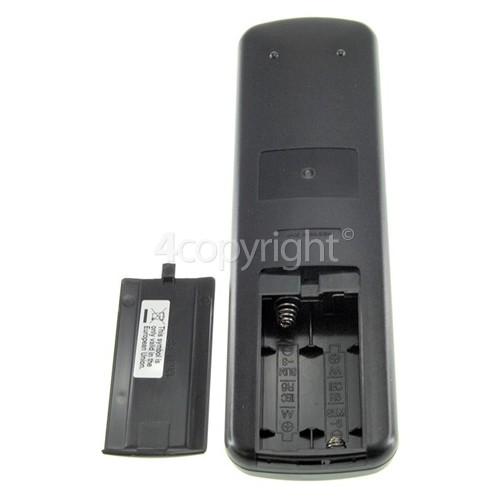 JVC RCQS11 RM-RXQ1002 Remote Control