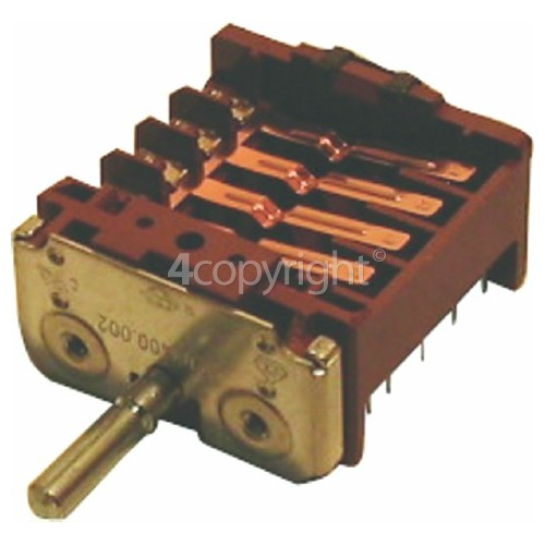 Genuine Indesit Hotpoint Selector Switch