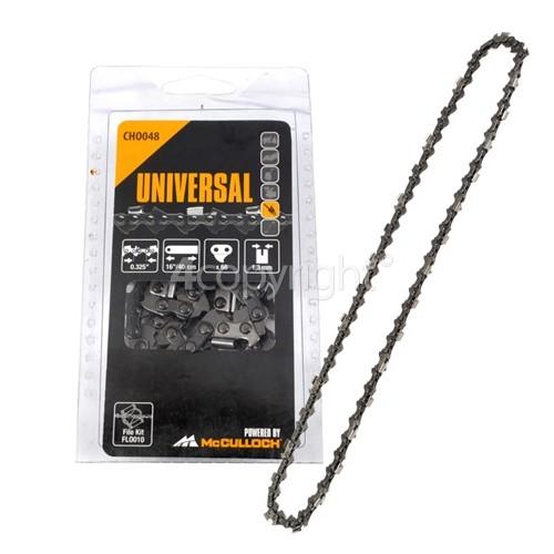 "Flymo CHO048 40cm (16"") 66 Drive Link Chainsaw Chain"