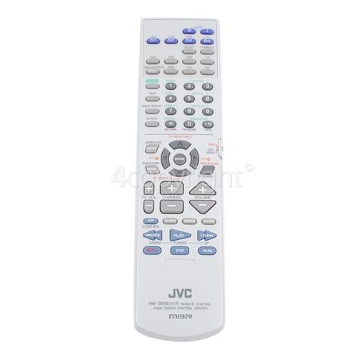 JVC RXE111 RM-SRXE111R Remote Control