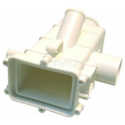 LG LD12BT7 Heater Case