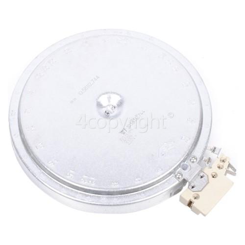 Samsung Medium Ceramic Hob Hotplate Element - 1800W Ceranaspeed 200N10-L9912V