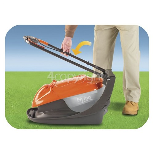 Flymo Easi Glide 300 Electric Hover Collection Mower
