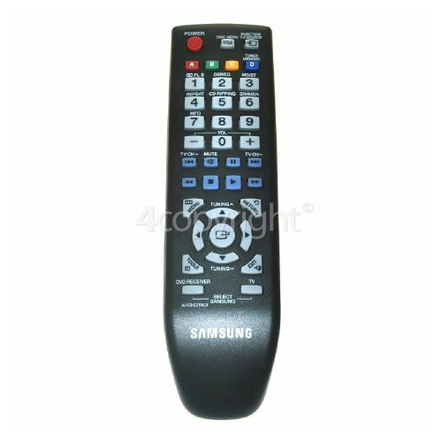 Samsung AH59-02196D Home Cinema Remote Control