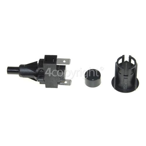Rangemaster Light Switch & Button - Black