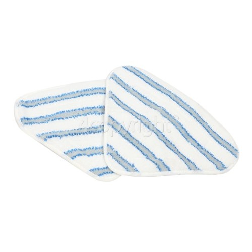Hoover AC33 Textile Microfibre Steam Mop Pad (Pack Of 2)