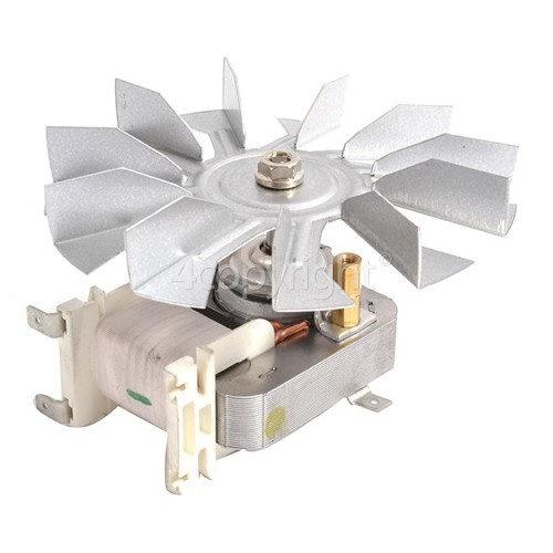 Candy 2D 365 X Oven Fan Motor Assembly : Plaset M3764 18W
