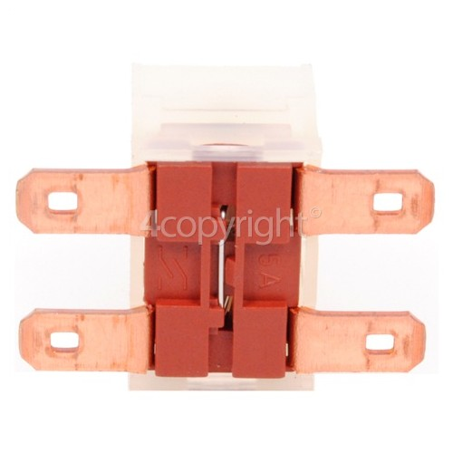 Numatic Double Pole Push Button / On/Off Switch