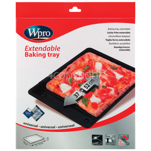 Wpro Extendable Baking Tray : 320mm To 520mm