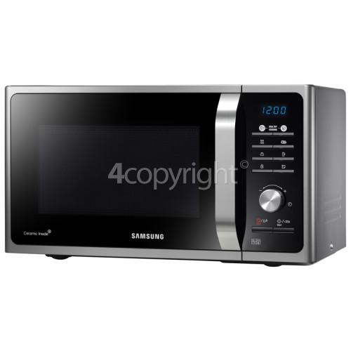 Samsung Solo Microwave - Silver