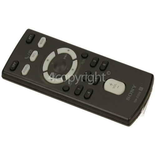 Sony RM-X304 Car Stereo Remote Control