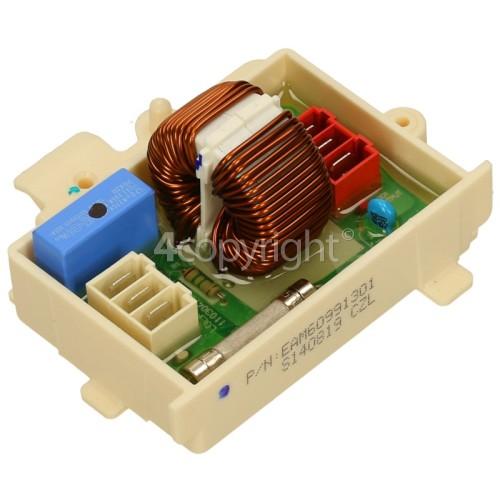 LG Noise Filter PCB