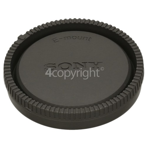 Sony Lens Cap - Rear