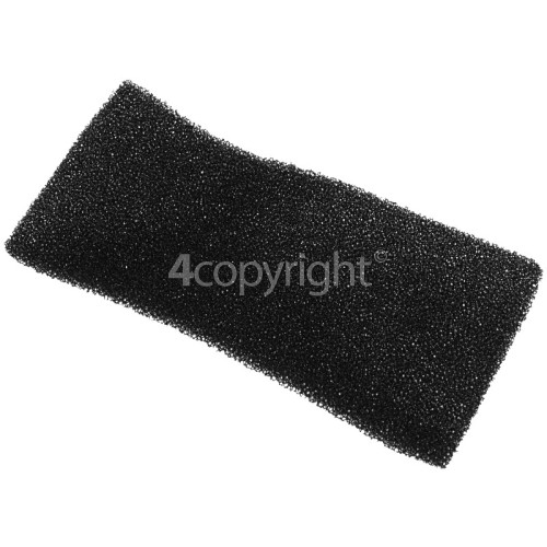 Whirlpool Heat Exchanger Foam Filter