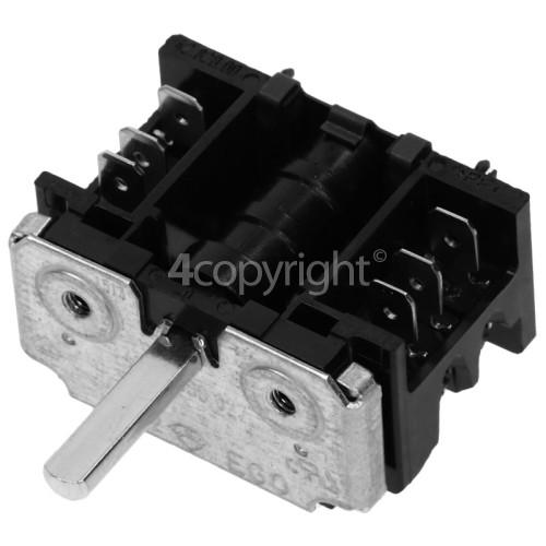 Beko 565 Oven Function Selector Switch - EGO 42.02900.027