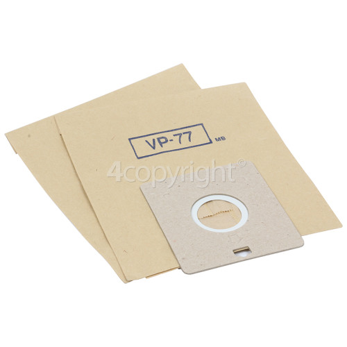 Samsung Dust Bag Assembly