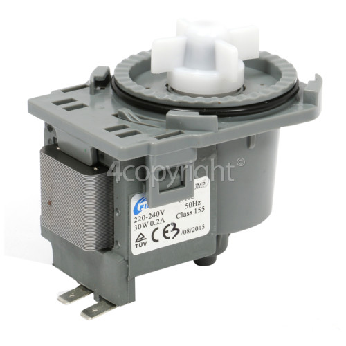 Drain Pump : 1718C 30w 0.2A
